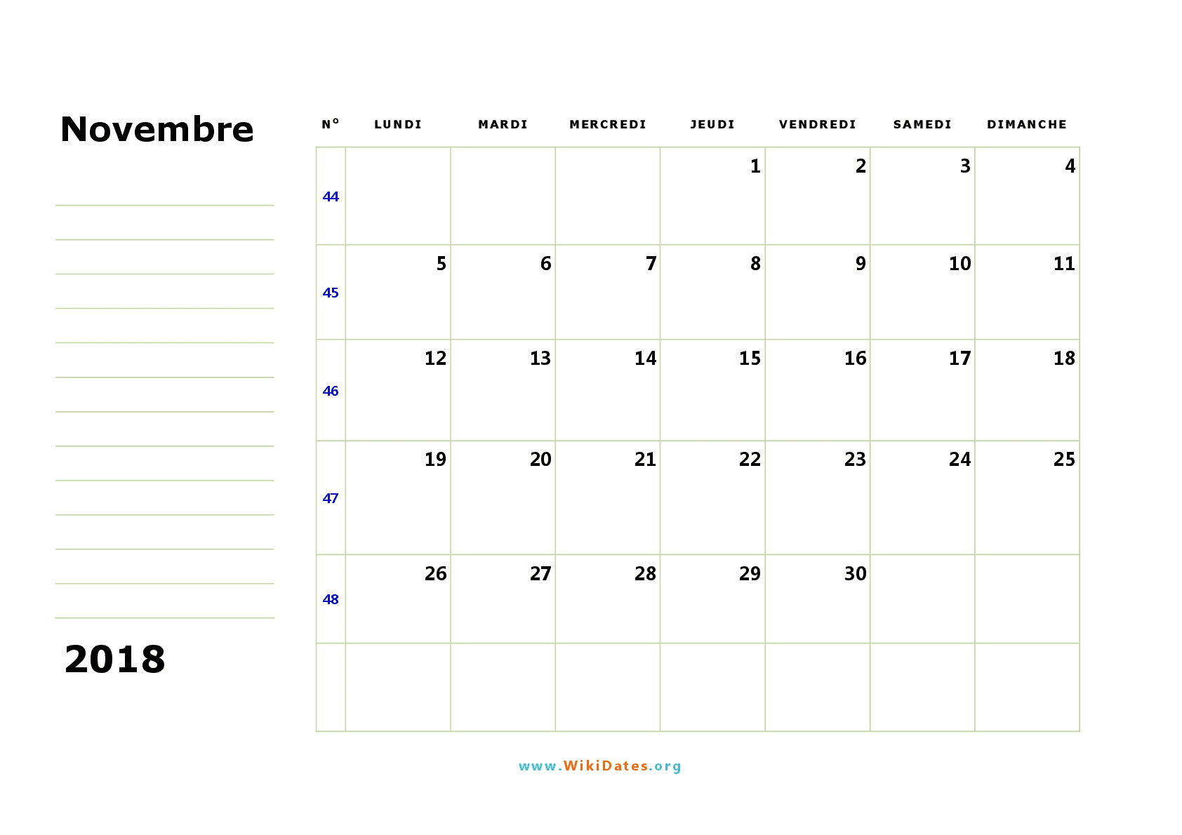 imprimer calendriers imprimables pdf. Black Bedroom Furniture Sets. Home Design Ideas